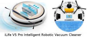 Robot aspiradora iLife V5 Pro