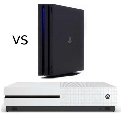 Ps4 Pro Vs Xbox One S Comparativa De Potencia Precio 4k Juegos