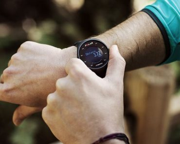 Polar M200 - Reloj con GPS y pulsómetro integrado