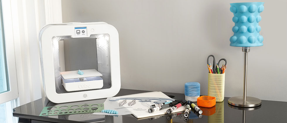 Impresora 3D Cube 3
