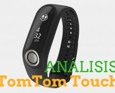 TomTom Touch análisis