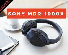 Sony MDR-1000X análisis
