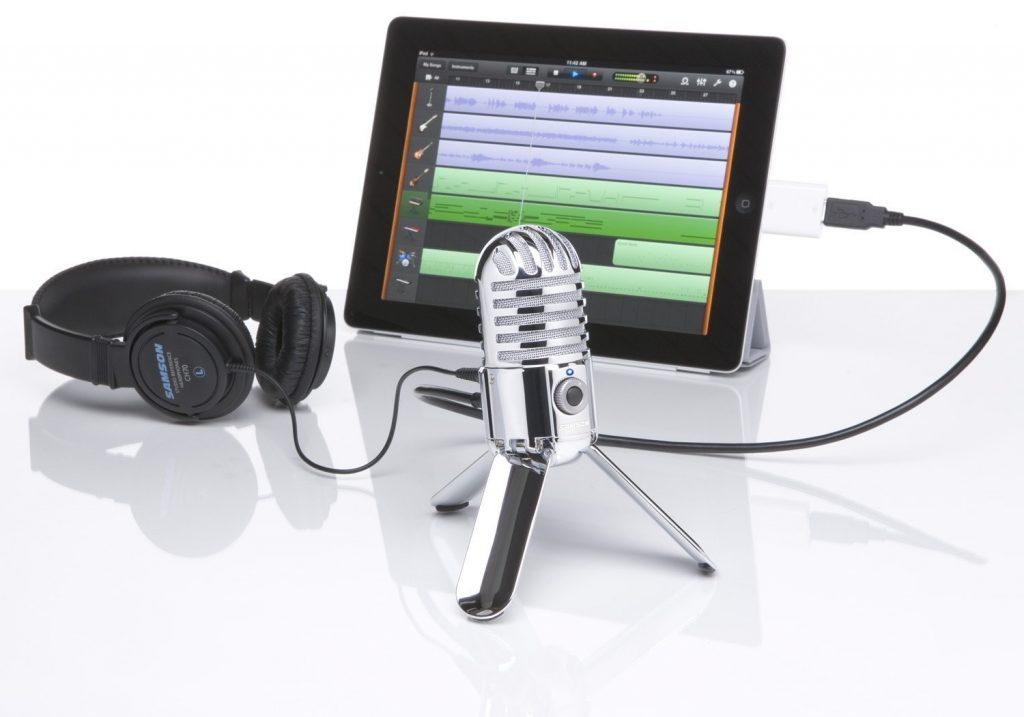 Micrófono Samson Meteor