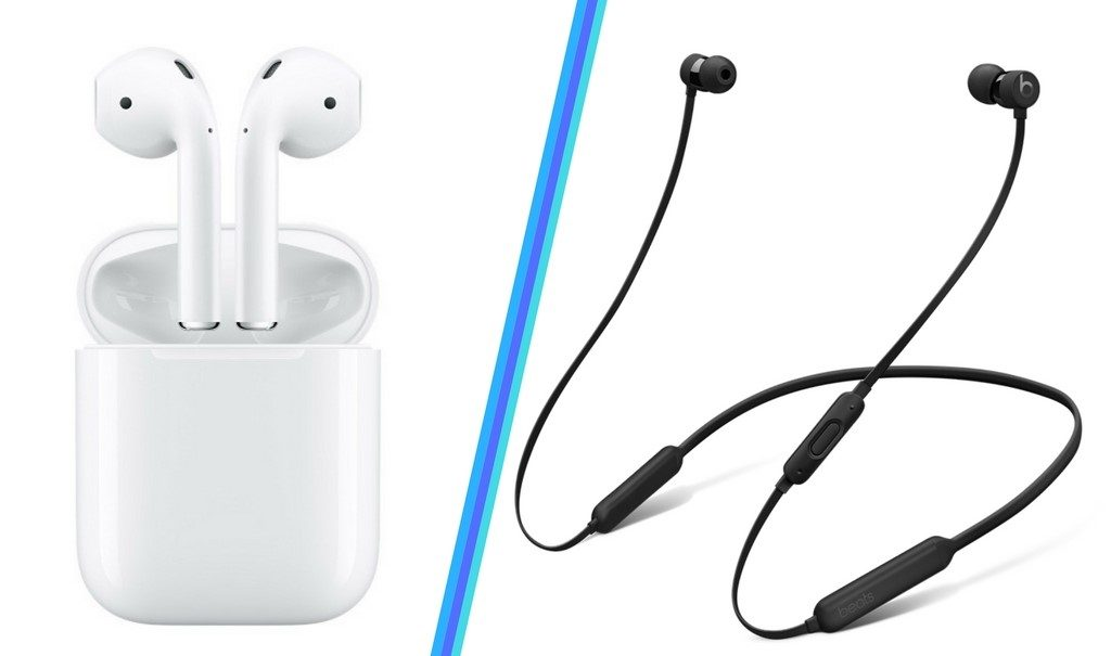 BeatsX vs Airpods