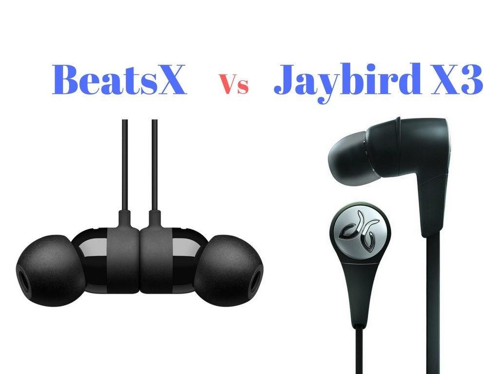 BeatsX vs Jaybird X3