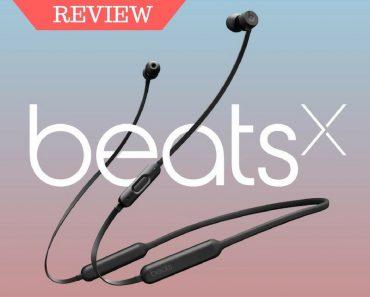 Review BeatsX