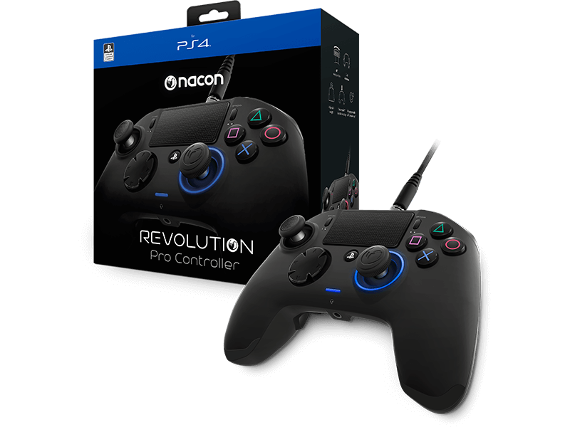 Nacon Revolution Pro para la PS4