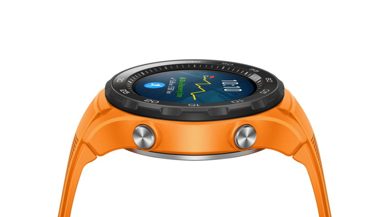 Huawei Watch 2 naranja