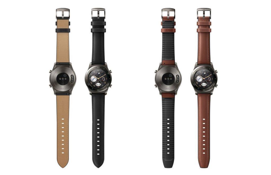 Modelos del Huawei Watch 2