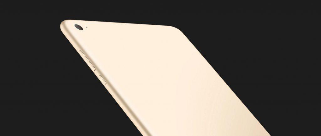 Cámara del Xiaomi Mi Pad 3