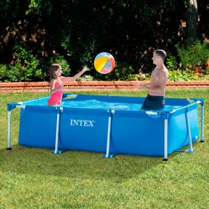 Piscinas desmontables intex hinchables redondas for Piscinas rectangulares desmontables con depuradora