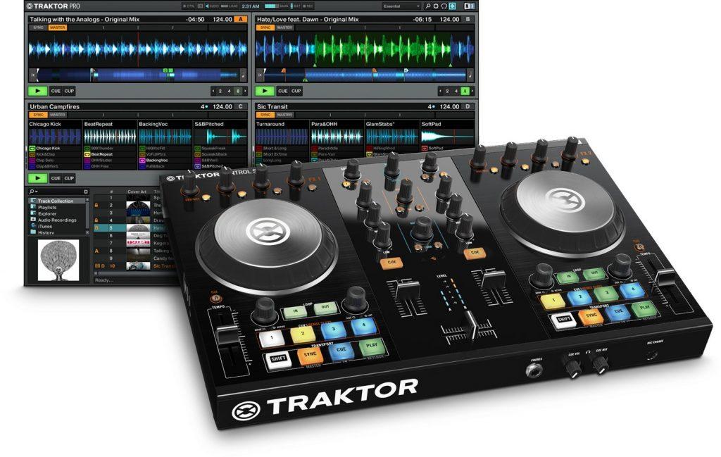 mesas de mezclas dj baratas tipo controlador pioneer