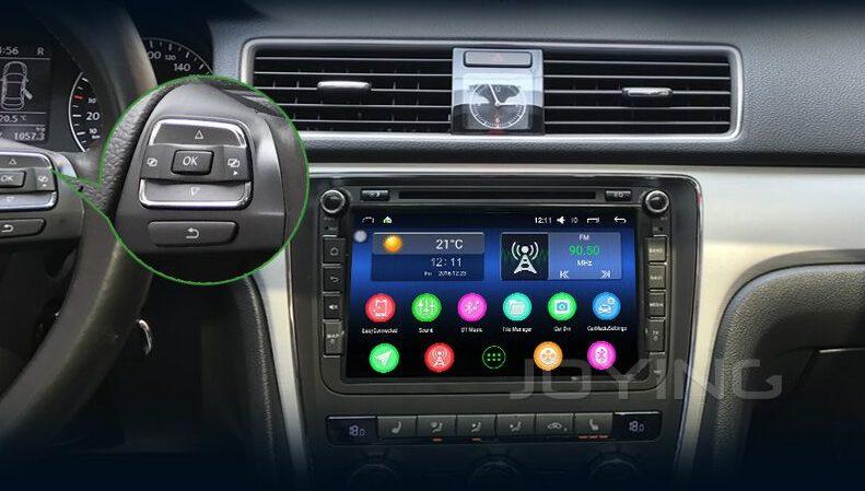 Radio para coche buena y barata con Android y pantalla, 1