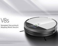 Robot aspiradora iLife V8s - Review en español