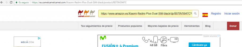 Amazon precio minimo garantizado