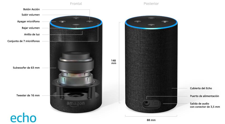 Que Es Amazon Echo Y Alexa Para Que Sirve Amazon Echo Y