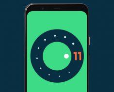 Google libera inesperadamente la primera versión preliminar de Android 11