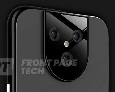 El Pixel 5 es nombrado oficialmente por primera vez