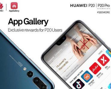 La AppGallery de Huawei crece a pasos agigantados