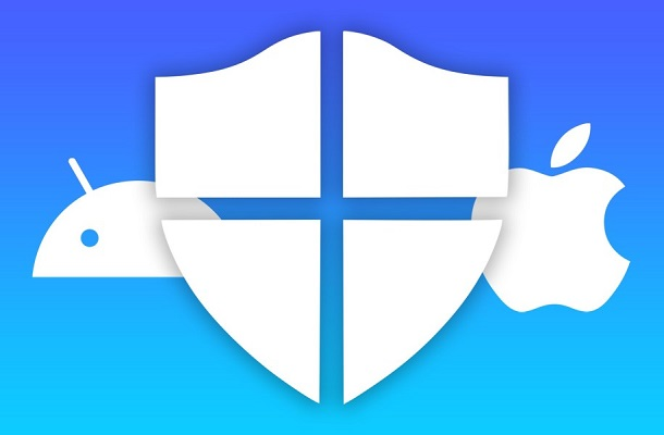 Windows Defender iOS Android