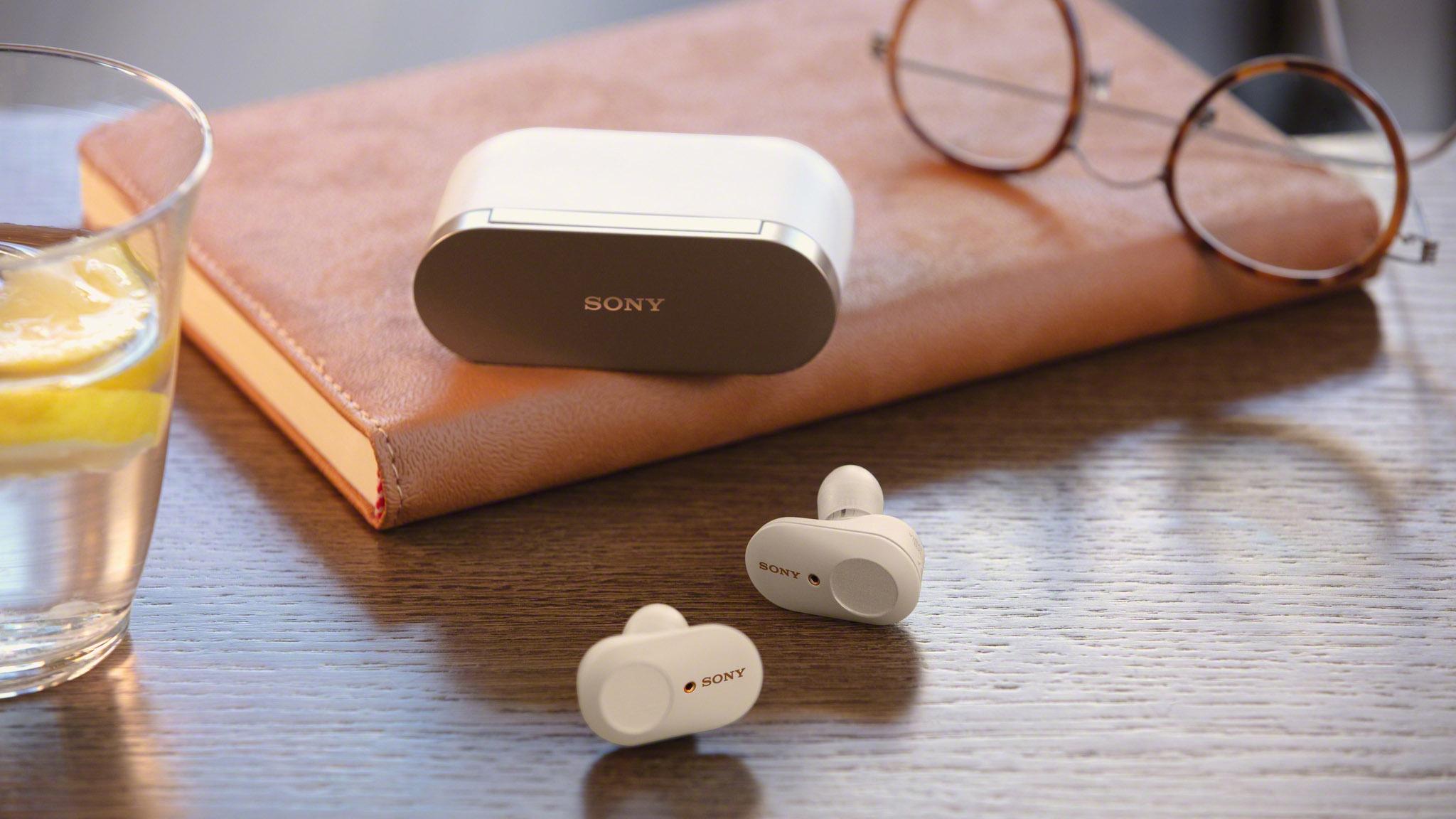 Auriculares bluetooth Sony WF-1000XM3