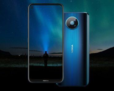 Presentado oficialmente el Nokia 8.3, el primer móvil 5G de la firma