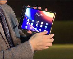 Royole renueva su smartphone plegable y presenta el Flexpai 2