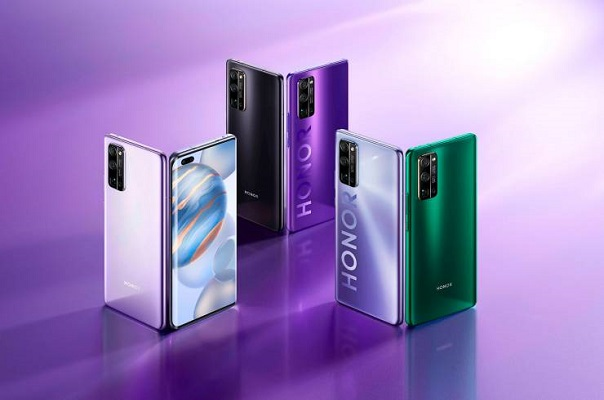 Honor 30, Honor 30 Pro y Honor 30 Pro+