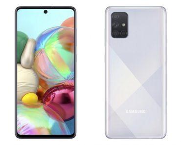 Samsung lanza versiones 5G de los A51 y A71