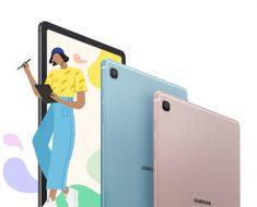 Samsung presenta su Galaxy Tab S6 Lite