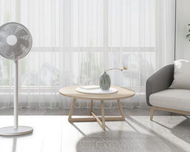 ¡Controla tu ventilador con la voz! Xiaomi Mi Smart Standing Fan 1C