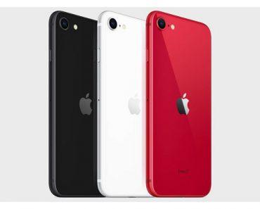 Apple presenta el SE 2020, su iPhone de sólo 489 euros
