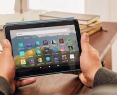 El nuevo Amazon Fire HD 8 ya es oficial ¡por menos de 100 euros!