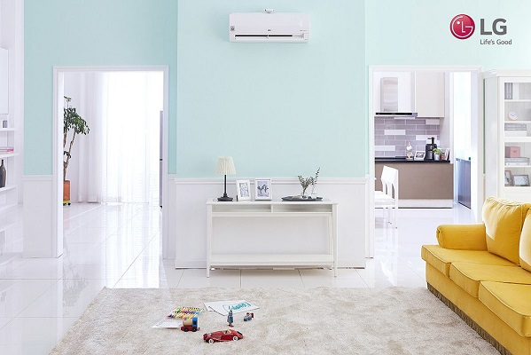 LG Air Purifying