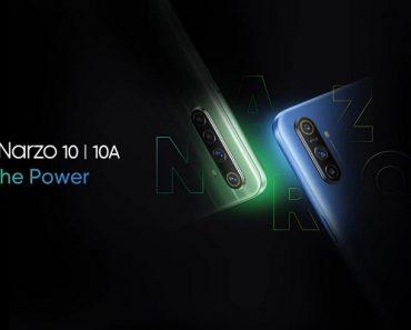 Realme Narzo 10 y 10A ¡¡Nadie ofrece más por menos!!