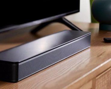 ¡Una barra de sonido para todo el mundo! Nueva Bose TV Speaker