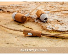 Energy Sistem presenta su nueva gama de ¡audio sostenible!