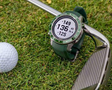 ¡Lo tienes que tener si te gusta el golf! Nuevo Garmin MARQ Golfer