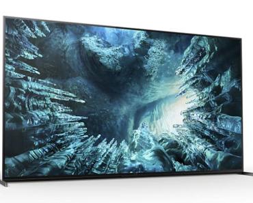 ¡Pantalla inmersiva 8K HDR! Llega el Sony ZH8 Full Array LED