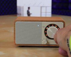 ¡Altavoz sostenible! Así es el Energy System Speaker Eco Beechwood