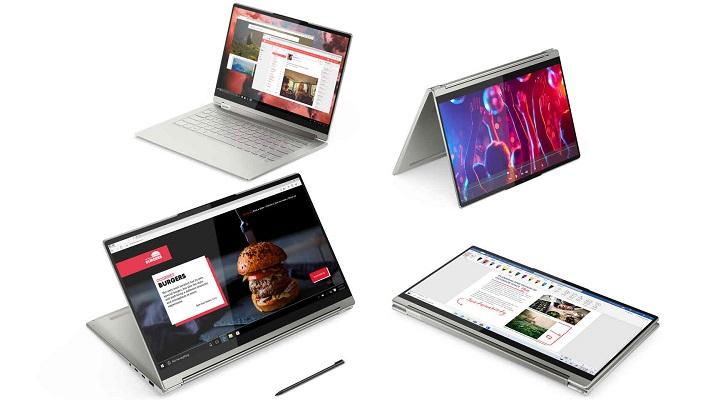Lenovo Yoga 9i y Yoga Slim 9i
