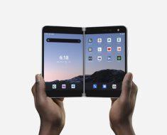 ¡Llega el móvil plegable de Microsoft! Nuevo Surface Duo