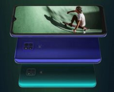 ¡Motorola renueva su gama media! Moto G9 Play