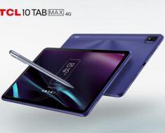 ¡TCL agrega tablets a su catálogo! TCL 10 TAB MAX y TCL 10 TAB MID