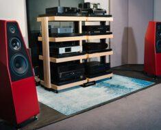 ¡Realmente bonitos! Wilson Audio presenta los altavoces HiFi SabrinaX