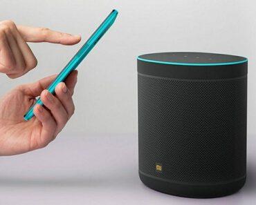 ¡Altavoz inteligente con Google Assistant! Xiaomi Mi Smart Speaker