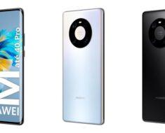 ¡Llega la nueva bestia china! Huawei Mate 40 Pro