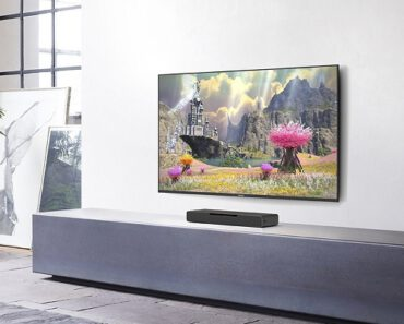 ¡Barra de sonido gaming con Dolby Atmos! Panasonic SC-HTB01