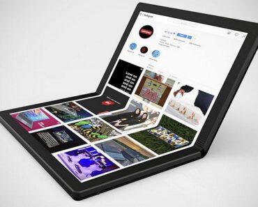 ¿Un portátil plegable? ¡Así es! Llega el Lenovo ThinkPad X1 Fold