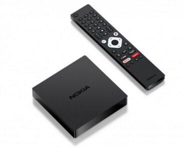 ¡Streaming Box 8000! Así es el nuevo reproductor multimedia 4K de Nokia